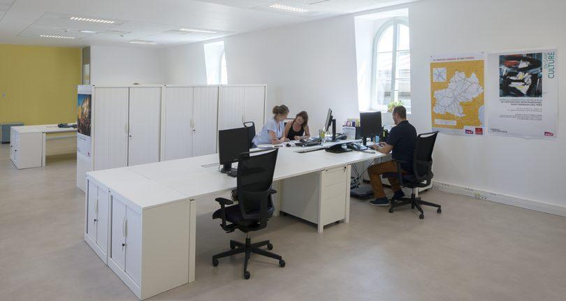 L'importance d'un environnement de travail agréable.